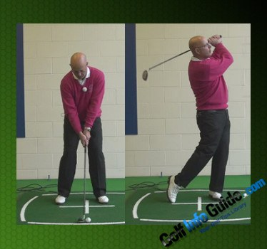 Senior Full Swing and Setup Lesson by PGA Teaching Pro Dean Butler