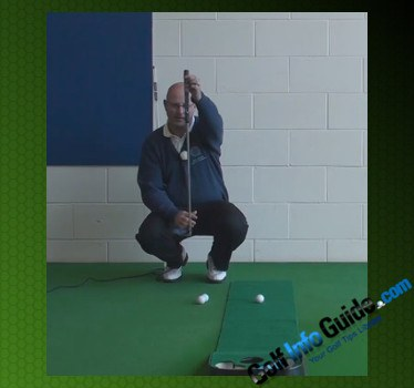 Senior Putting Setup Lesson by PGA Teaching Pro Dean Butler