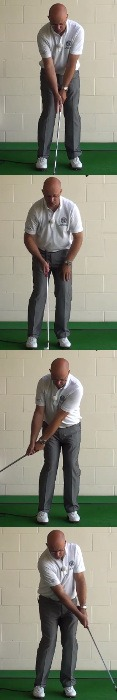 Standard Chipping Position Fundamentals