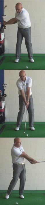 The Importance of Impact for Senior Golfers
