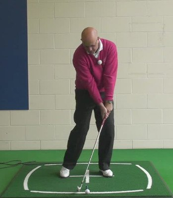 Senior Mid Irons Lesson by PGA Teaching Pro Dean Butler