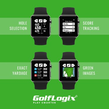GolfLogix New Apple Watch App Will Give You Accurate Data on Green Images, Yardages and More