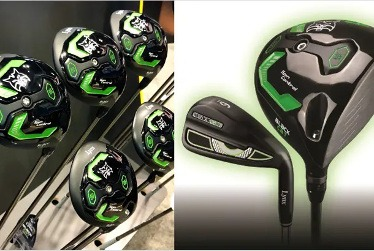 Lynx Hits the World with New Black Cat Irons & Woods