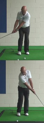 Senior Chipping Distance Lesson by PGA Teaching Pro