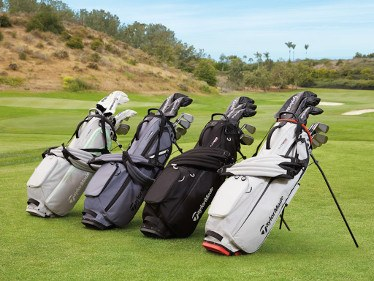 TaylorMade 2019 Line-Up Includes 5 New Golf Bags