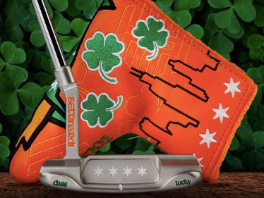 Bettinardi Reveals Double Bubble Themed Items and Limited Edition St Patrick's Day DASS Lucky BBZero Wizard putter