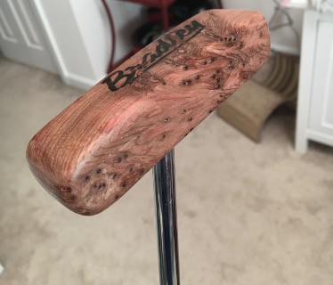 Bradley Putters: A Wood Putter in 2019