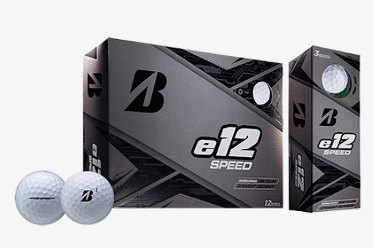 Bridgestone e12 Speed Golf Ball Review
