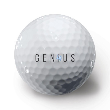 Here Comes the Smart Golf Ball aka the Genius Ball from OnCore Golf and CHIP'd