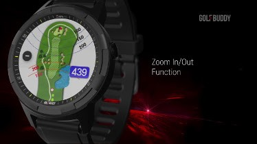 Say Hello to the New GOLFBUDDY Aim W10