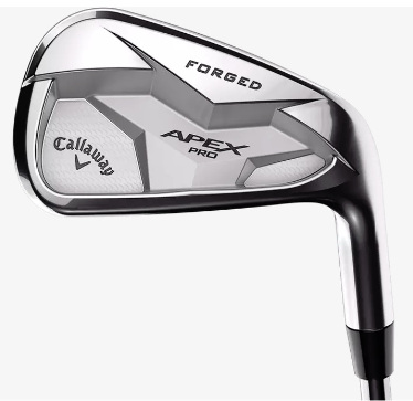 The Callaway Apex Irons