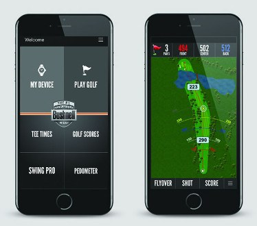 The Latest Bushnell GPS App Allows You to Match up All Your Devices and It's 100 Percent Free