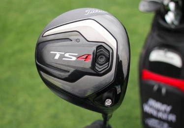 Titleist Launches TS4 Driver