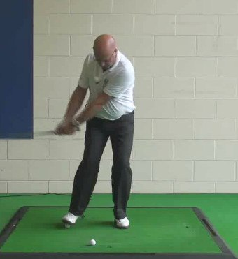 Chipping Downhill Lie Lesson by PGA Teaching Pro Dean Butler
