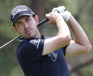 Patrick Cantlay Grip