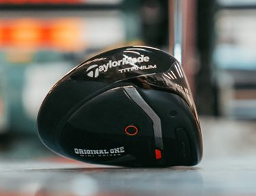 TaylorMade Brings Back the Original One Mini Driver