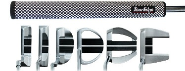 Unique SphereTac Oversized Putter Grip Revealed by Tour Edge