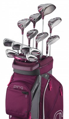 Here Comes Ping's Next-Gen G Le2 Women's Clubs