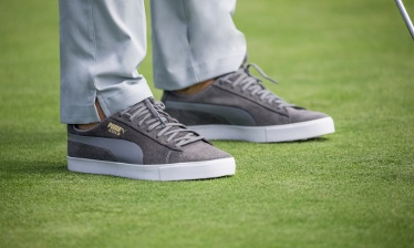 Puma Golf Reveals New Styles in the Company's Iconic Suede Shoes