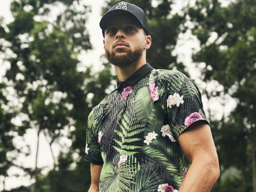 Stephen Curry Presents Under Armour's New Range Unlimited Golf Collection