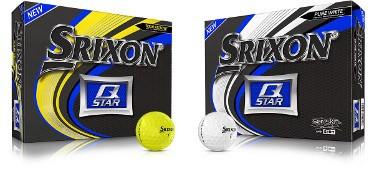 The new Srixon Q-Star Golf Ball is All About Controlled Spin