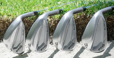 Ping Reveals Their Latest Glide 3.0 wedges