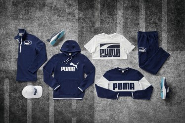 Puma Introduces Big Logo Collection