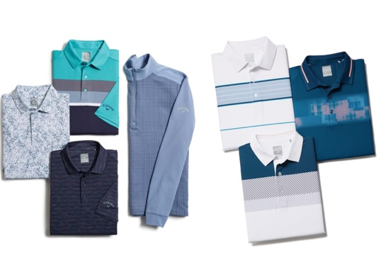 Callaway Apparel Reveals Performance Driven  2019 Fall Collection