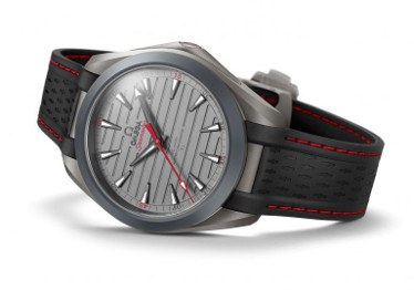 Omega Reveals Latest Seamaster Aqua Terra Ultra Light