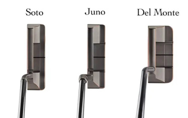 TaylorMade Launches 2019 TP Patina Putter Collection