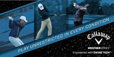 Callaway® Apparel Reveals Latest 2019 Weather Series