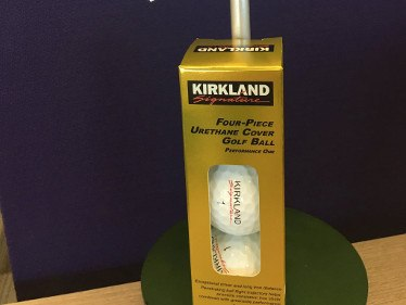 Customers Who Bought Kirkland Signature four-piece Golf balls from Costco Eligible for Full Refund