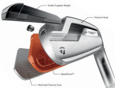 TaylorMade Introduces P790 TI Irons