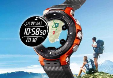 The New PRO TREK WSD-F30 smartwatch with Hole19 Is Here