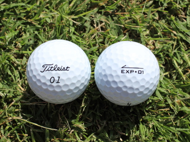 Titleist EXP-01 Golf Ball Review