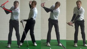 Golf Backswing Tips Lesson
