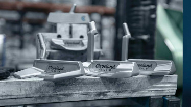 Cleveland Launches Huntington Beach SOFT putters