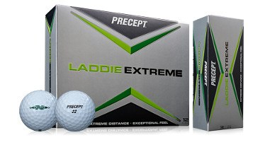Bridgestone Laddie Extreme Golf Ball Review