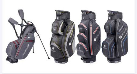 You Will Receive Free Free Golf Bag with Any Motocaddy Electric Trolley