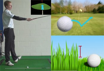 Hook Shots Golf Lesson Chart