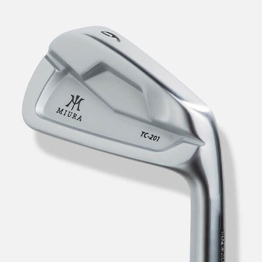 Miura Reveals Brand New TC-201 Forged Irons