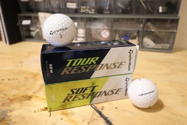 TaylorMade New Tour Response Golf Ball Review