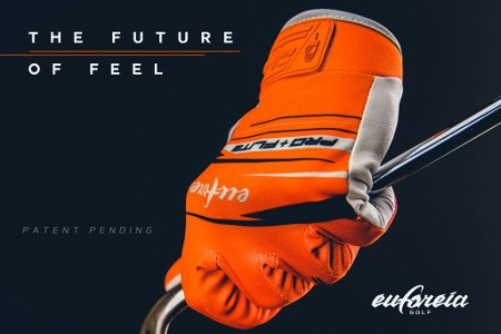 The New Euforeia Golf Glove is Here
