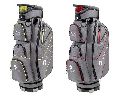 This is Motocaddy's 2020 Bag Line-up