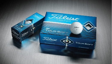Titleist Announces Revamped Tour Soft Golf Ball