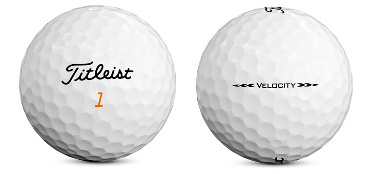 Titleist Revamped Velocity Golf Ball is Here